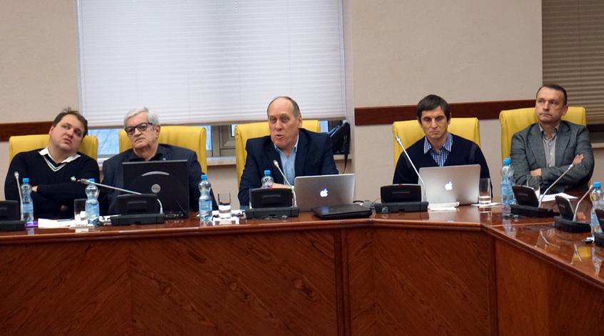 Комітет арбітрів ФФУ зустрівся з представниками клубів ПФЛ