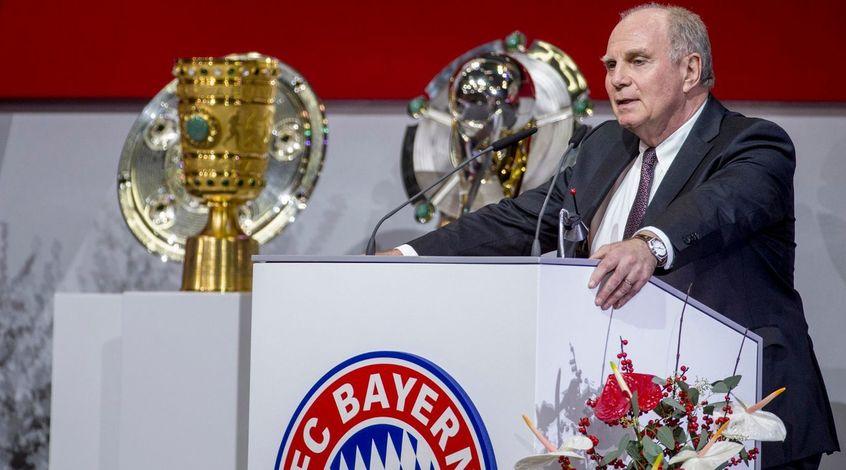 """Почетный президент """"Баварии"""": """"Любой, кто дает прогнозы о возобновлении матчей - шарлатан"""""""