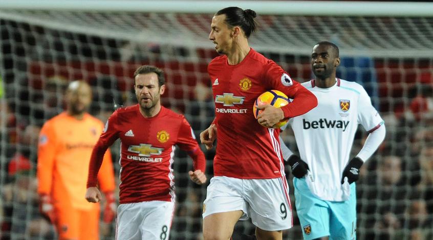 Такие различные таймы: «Манчестер Юнайтед» минимально обыгрывает «Тоттенхэм»