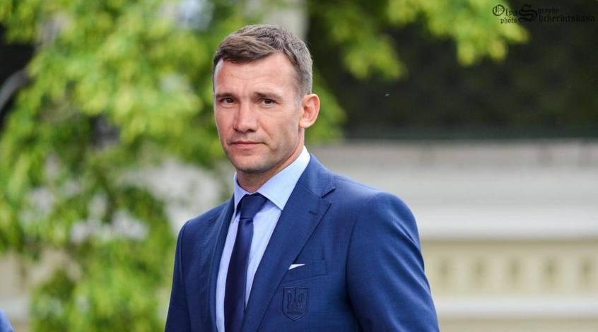 Андрей Шевченко составил сборную лучших игроков