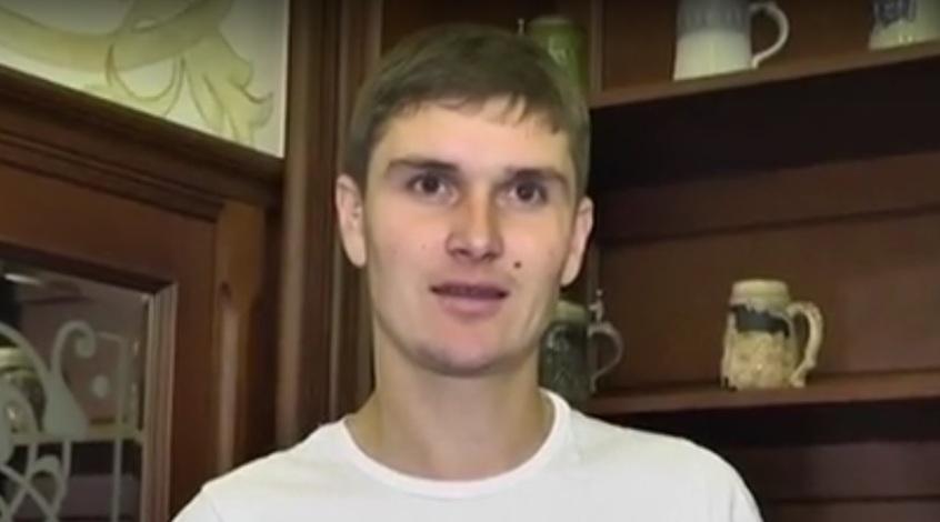 """Іван Білий – гравець """"Руху"""""""