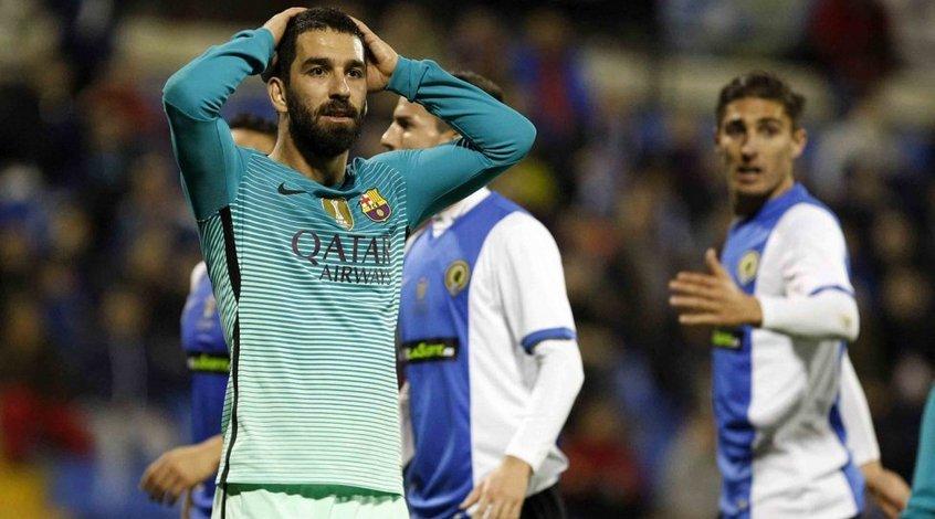 """Арда Туран не покинет """"Барселону"""", если зарплата в новом клубе будет меньше"""