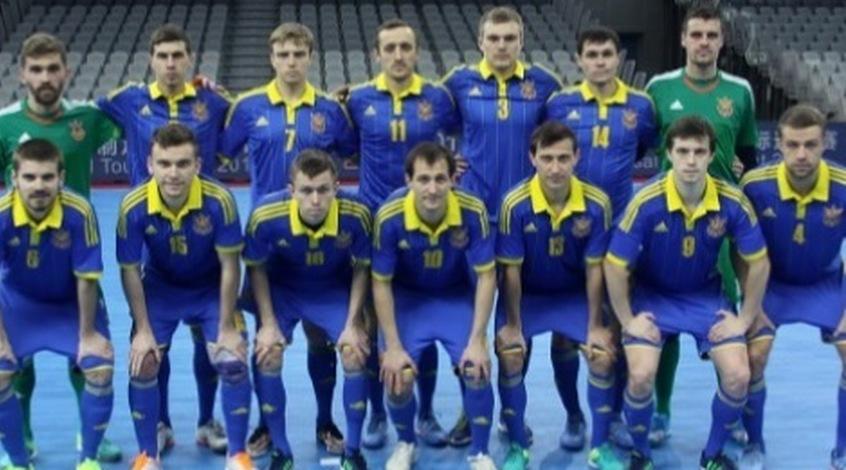 Збірна України з футзалу здолала В'єтнам