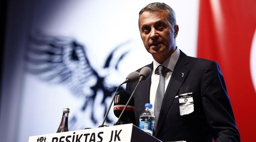 """Президент """"Бешикташа"""": """"Матч с """"Динамо"""" будет очень важным для всей Турции"""""""