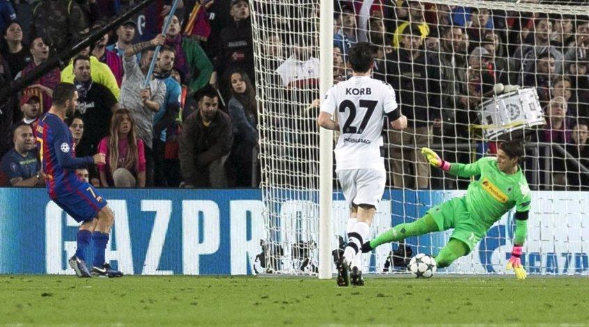 """""""Барселона"""" - """"Боруссия"""" (М) 4:0. Ожидаемо легко"""