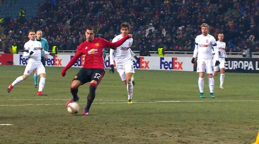 """""""Андерлехт"""" - """"Манчестер Юнайтед"""": коэффициент 2,99 на гол Генриха Мхитаряна"""