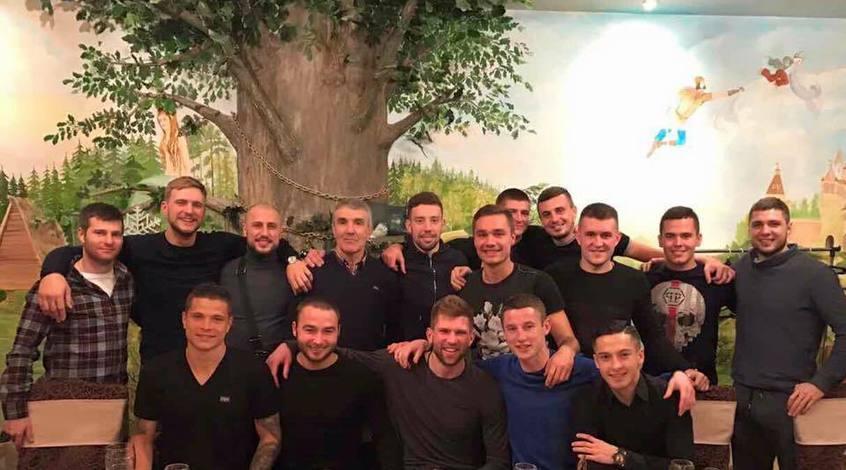 Александр Ежаков - крестный отец полтавского футбола