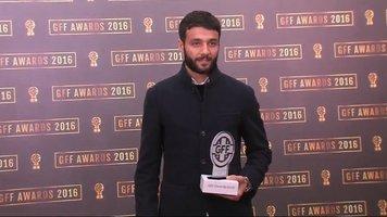 Торнике Окриашвили – лучший футболист Грузии в 2016 году