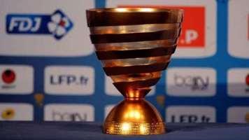 Во Франции состоялась жеребьевка 1/8 финала Кубка лиги