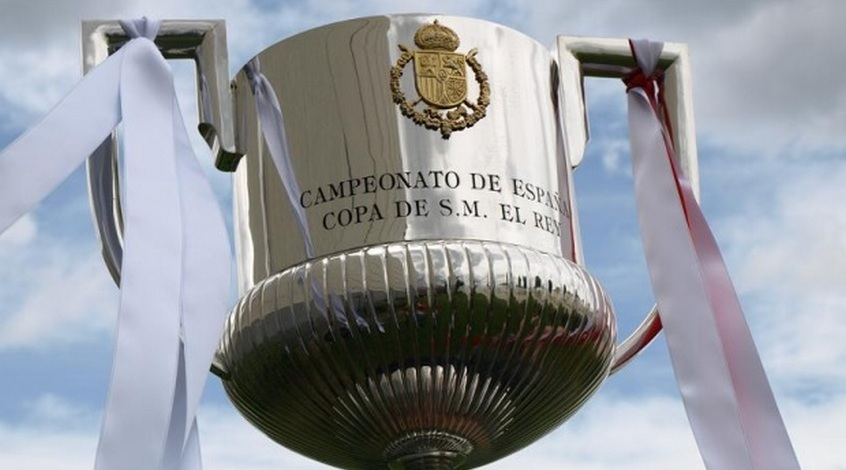 1/ 8 финала кубка испании по футболу