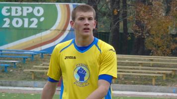 Олег Лыга: история 17-летнего нападающего, обошедшего Андрея Воробья