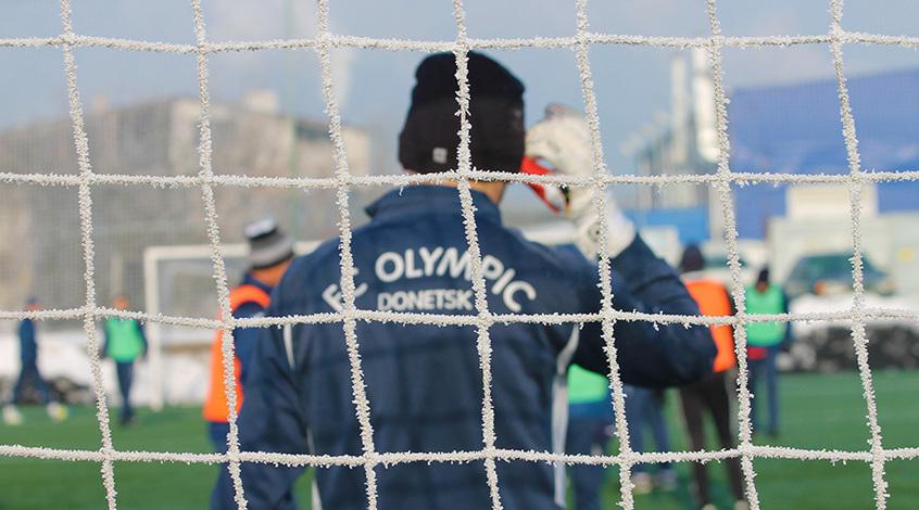 """""""Олимпик"""" поздравляет всех с Новым годом и Рождеством (Видео)"""
