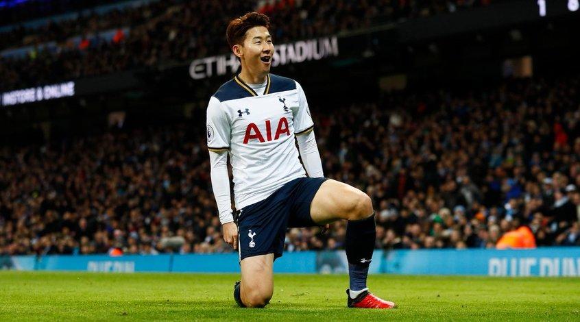 Хон Мин Сон может появиться на обложке FIFA 20