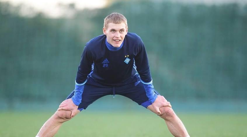 Виталий Буяльский номинирован на звание лучшего игрока недели Лиги Европы