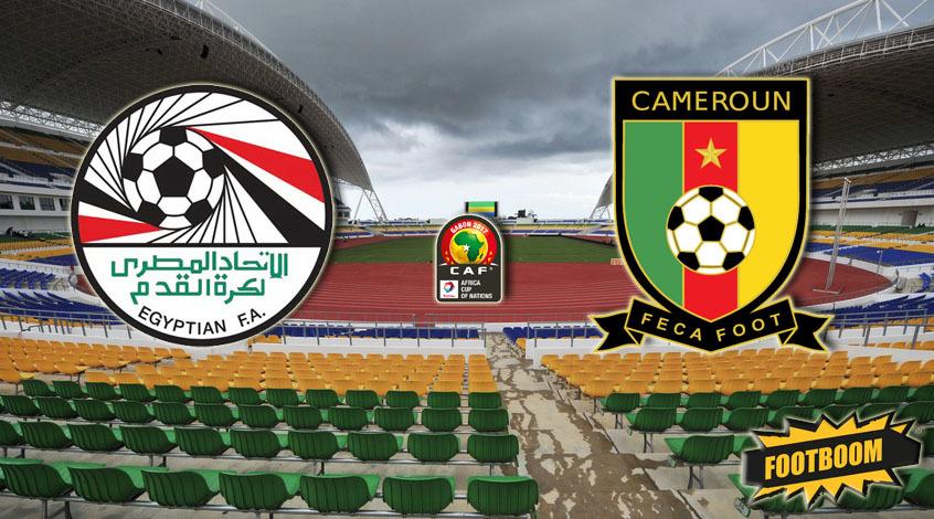 Египет - Камерун. Анонс и прогноз матча