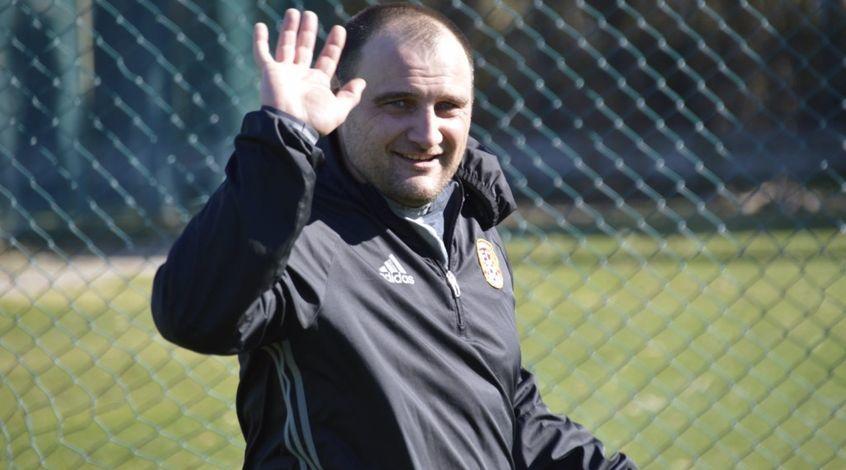 Андрей Финонченко: из игроков – в тренеры