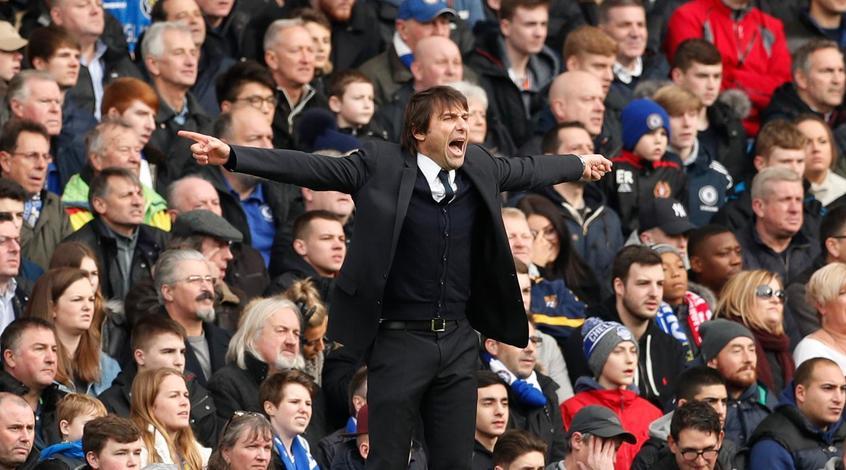 """Челси"" - ""Арсенал"" 3:1. По сценарию Конте"