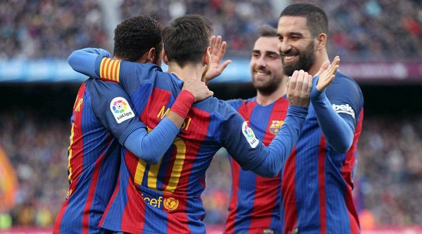 """""""Барселона"""", """"Монако"""", """"Реал"""" – самые результативные команды сезона (+Фото)"""