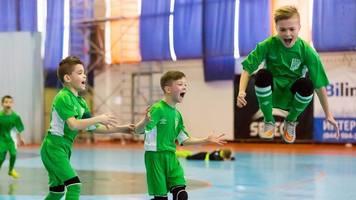 Шкільна футзальна ліга України: у Всеукраїнському фіналі зіграють 16 команд