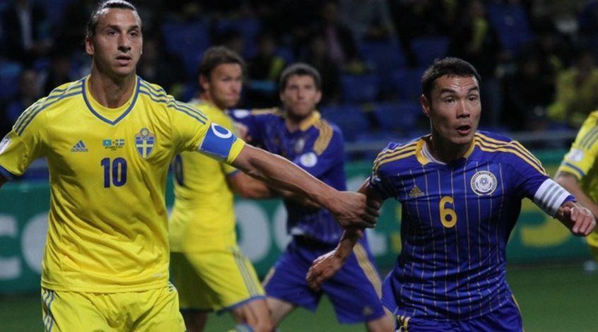 """Кайрат Нурдаулетов: """"Вижу себя только в футболе"""""""