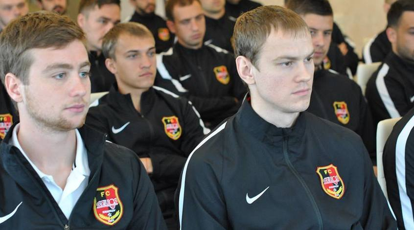 Двое украинцев - на просмотре в азербайджанских клубах