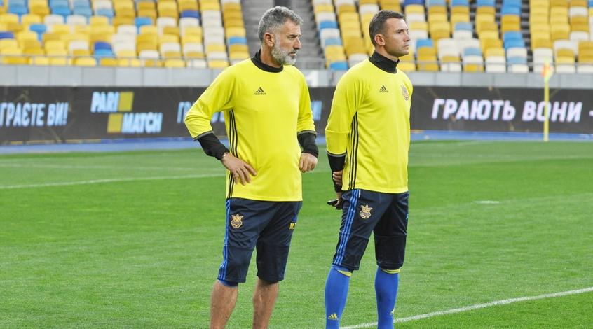 """Мауро Тассотти: """"Был бы рад видеть Миколенко в Италии, но он не готов играть за """"Милан"""""""