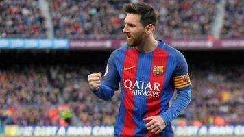 Лионель Месси вошёл в топ-10 бомбардиров Кубка Испании за всю историю