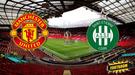 """Лига Европы. """"Манчестер Юнайтед"""" - """"Сент-Этьен"""" 3:0. Как в Лиге 1 (Видео)"""