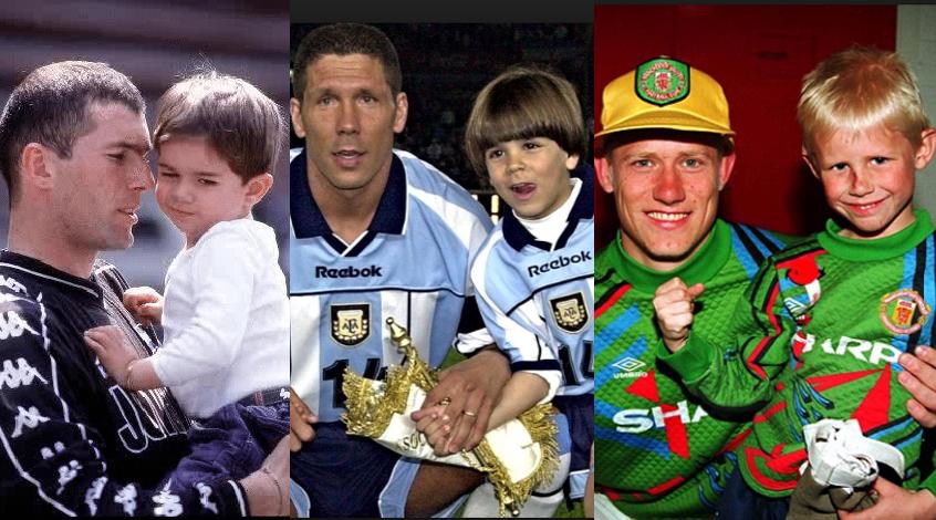 Сыновья уходят в бой. Кто из детей знаменитых футболистов имеет шансы стать звездой