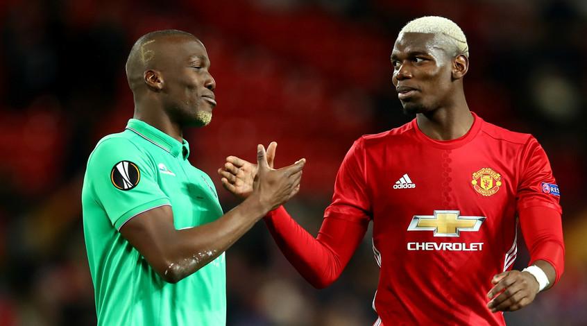 """""""Манчестер Юнайтед"""" может обменять Погба на Дибалу"""