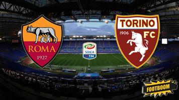 """Чемпионат Италии. """"Рома"""" - """"Торино"""".  Прямая трансляция"""