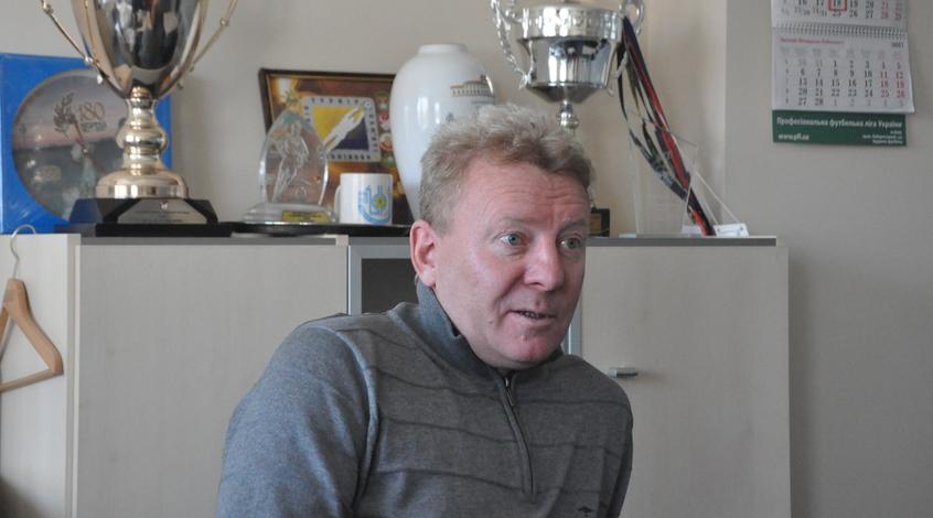"""Олег Кузнецов: """"Хочется, чтобы """"Марсель"""" выиграл Лигу Европы"""""""