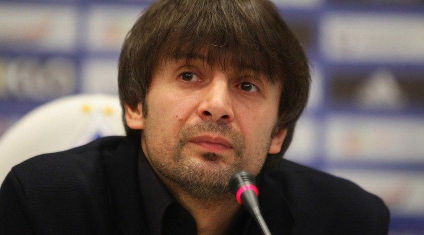 Александр Шовковский занялся боксом