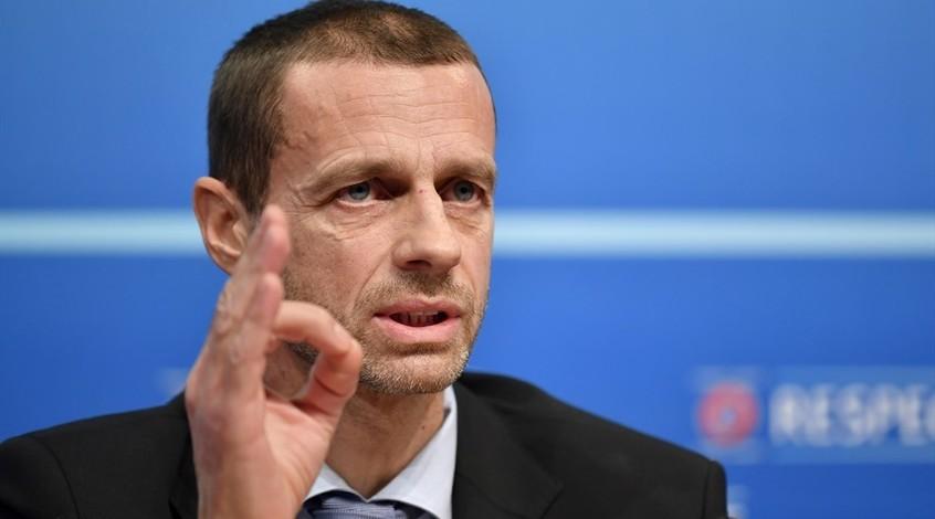 """Александер Чеферин: """"Не думаю, что проведение финала Лиги Европы в Баку было ошибкой"""""""