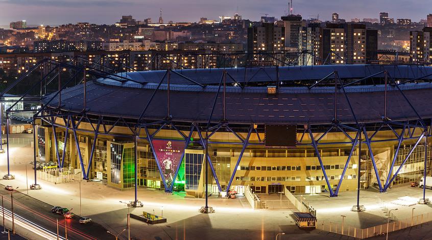 На матч Украина - Литва продано более 35 тысяч билетов