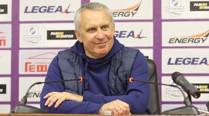 Леонід Кучук – найкращий тренер 22-го туру Ліги Парі-Матч