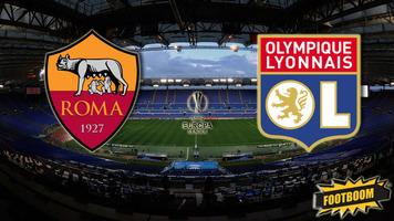 "Лига Европы. ""Рома"" - ""Лион"" 2:1. ""Ткачи"" устояли на ""Олимпико"" (Видео)"