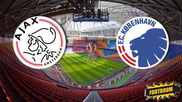 """Лига Европы. """"Аякс"""" - """"Копенгаген"""" 2:0 (Видео)"""