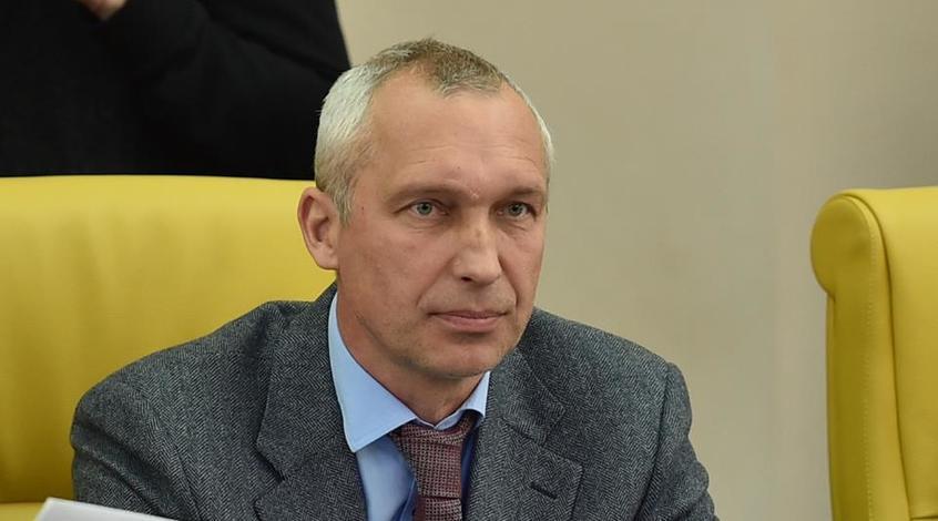 Олега Протасова избрали первым вице-президентом ФФУ