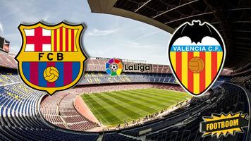 """""""Барселона"""" - """"Валенсия"""": ждем упорной игры и малого количества забитых мячей"""