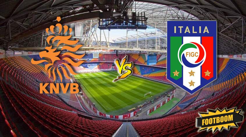 "Голландия - Италия: ""заряжаем"" на обмен голами"