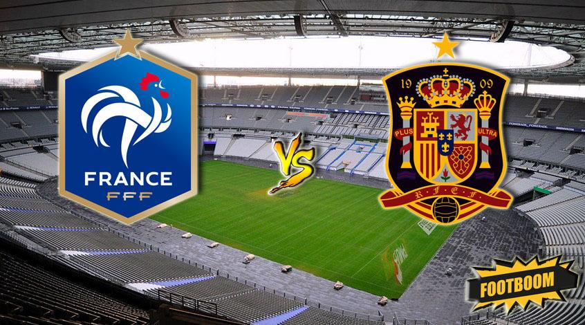 Франция – Испания. Анонс и прогноз матча