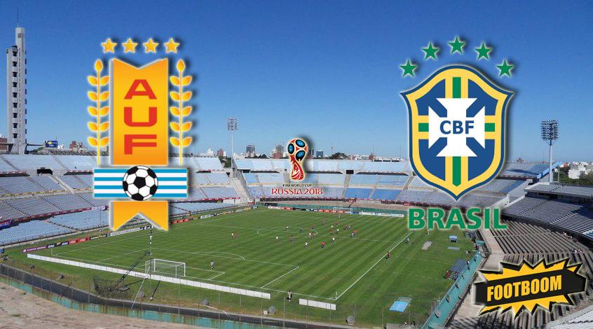 Уругвай - Бразилія: відеопрогноз Роберто Моралеса