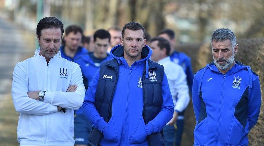"""Мауро Тассотти: """"Надеюсь, у нас получится вывести сборную Украины на Евро-2020"""""""