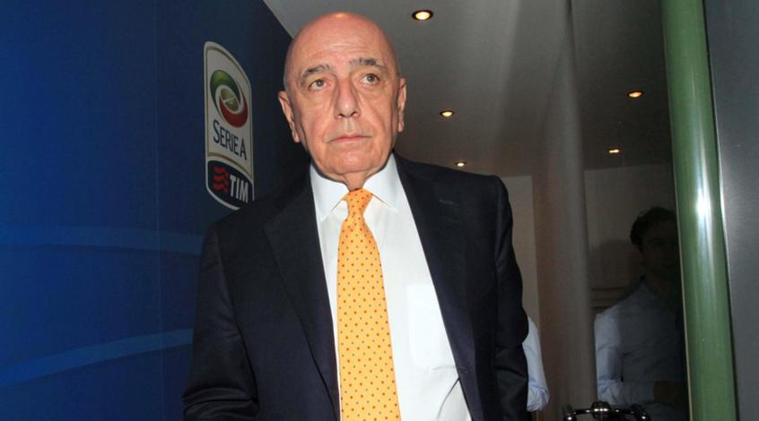 Перес предлагает Галлиани войти в директорский состав Реала