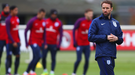 Гарет Саутгейт назван тренером года в Англии