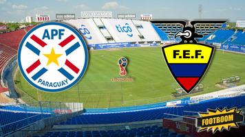 "Парагвай - Эквадор: ""заряжаем"" на голы каждой из команд"