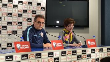 """Анте Чачич: """"Мы ошеломлены, но сможем исправить ситуацию в матче с Украиной"""""""