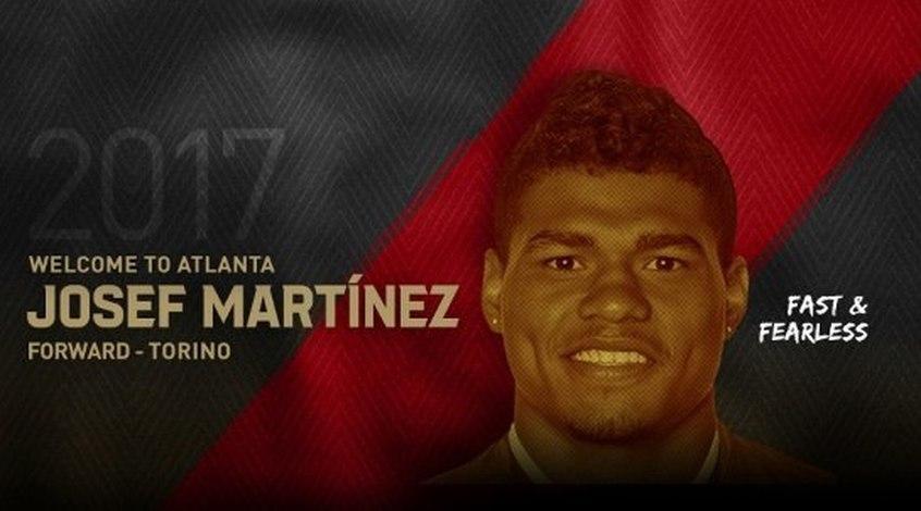Хосеф Мартинес - лучший игрок MLS в марте