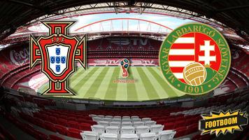 Отбор к ЧМ-2018. Португалия - Венгрия 3:0. Венгры разгромлены в Лиссабоне (Видео)